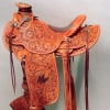 1999 TCAA Negative Image Saddle