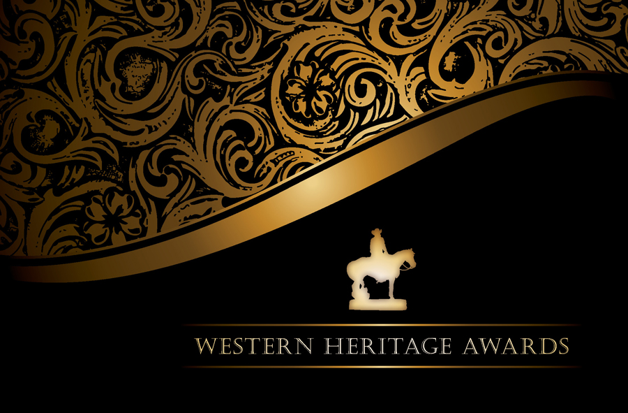 Western Heritage Awards Invitation