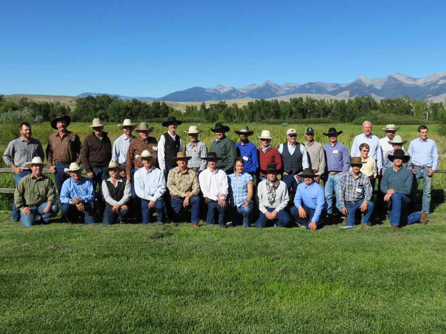Some thirty saddlemakers, all from Idaho spent a couple days talking shop.